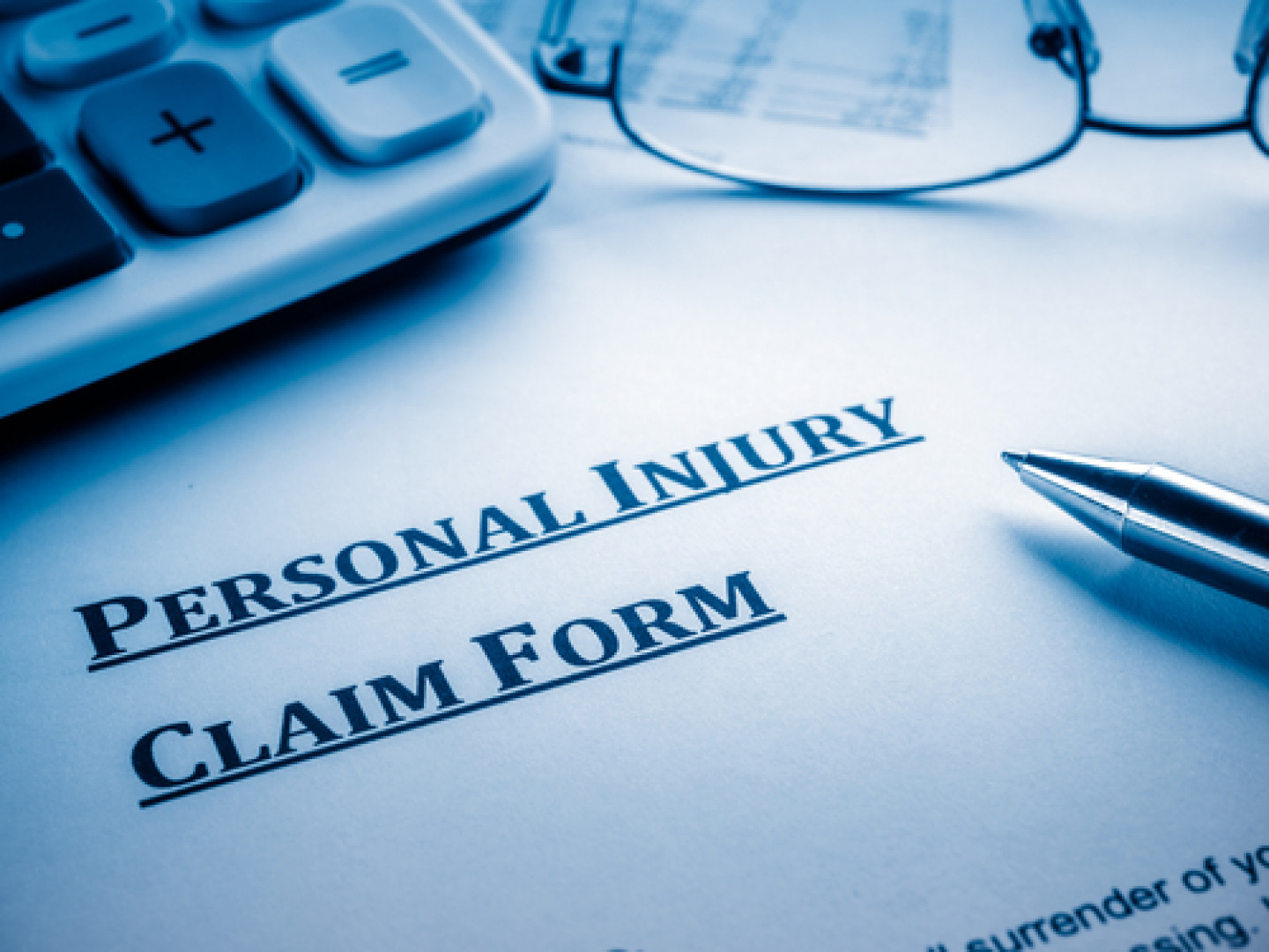 An Injury Should Not Send You Into Financial Hardship